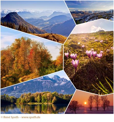 Chiemgau-Fotos von Fotograf René Sputh aus Rosenheim